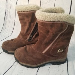 "SOREL ""Waterfall Suede"" Boots - Women's 7"